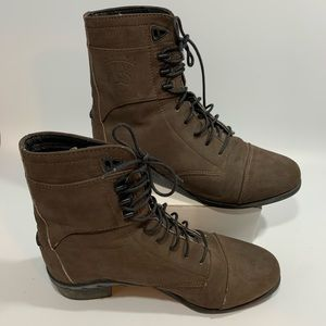 Ariat Freestyle Scout Paddock Ankle Riding Boots